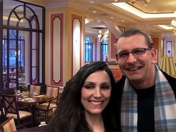 Robert Irvine The Food Nework Restaurant Imposible - Anna Messina Inside Look TV